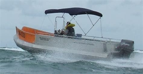 Ocean Cylinder Boats by Ocean Craft 6000 Caloundra Class Peter Webster Fisherman