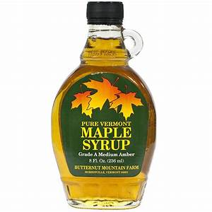 Pure Vermont Maple Syrup - Grade A Medium Amber by ...