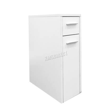 foxhunter bathroom kitchen slide out storage drawer cabinet slim cupboard unit ebay