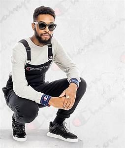 Champion Black Fleece Overalls | Zumiez