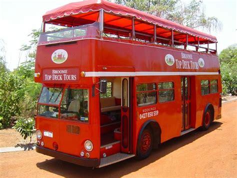 Broome Top Deck Torus Double Decker Bus  Picture Of