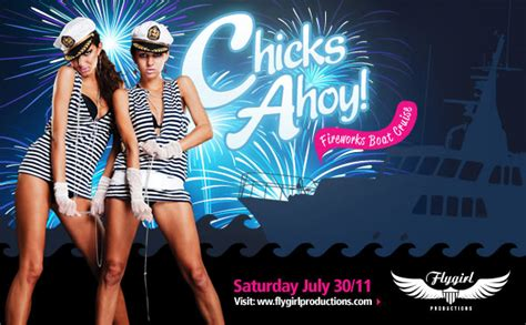 Chicks Ahoy Boat Cruise Vancouver by Chicks Ahoy Fireworks Pride Cruise Tickets Sat Jul 30