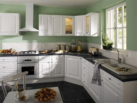 modele de cuisine equipee cuisine en image