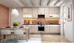 Höhe Arbeitsplatte Küche : k che 320cm schr nke xl pinia champaigne vanilla durchgehende arbeitsplatte naka24 ~ Markanthonyermac.com Haus und Dekorationen