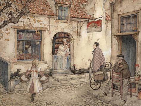 Loosdrecht Apotheek by Zoeken Anton Pieck