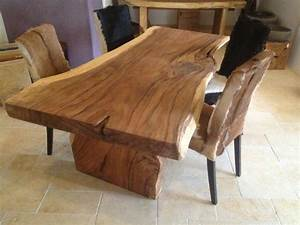 Holztisch Massiv Esszimmer : tisch aus massivholz soar 200 x 100 cm der tischonkel ~ Markanthonyermac.com Haus und Dekorationen
