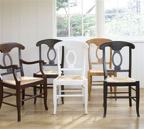 pottery barn napoleon chair honey 2015 home design ideas