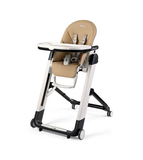 peg perego siesta high chair noce beige