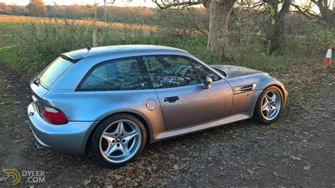 2000 Bmw Z3 M Coupe For Sale #1199