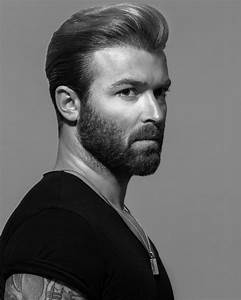 Center Part Hairstyles For Men | hairstylegalleries.com