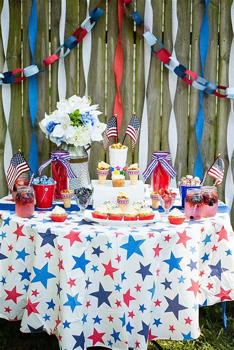 Team Usa Summer Sports Party Ideas
