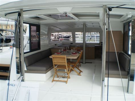 Catamaran Bali 4 0 by Bali 4 0 Catamarans
