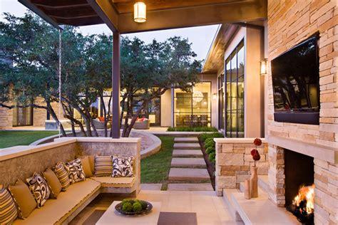 20+ Outdoor Living Room Designs, Decorating Ideas Design