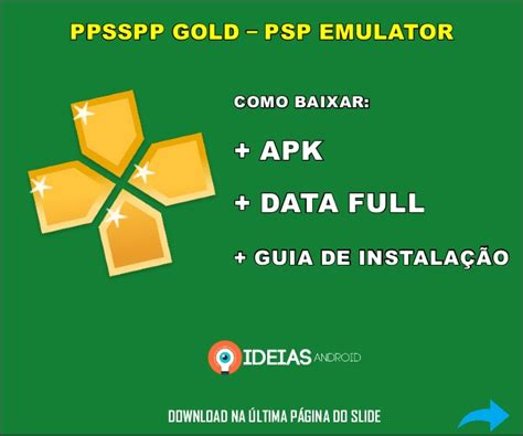 Ppsspp Gold Apk+roms (completo