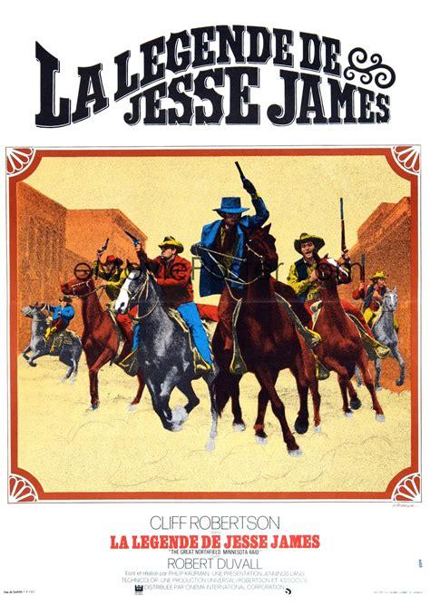 La Légende De Jesse James  Film (1972) Senscritique