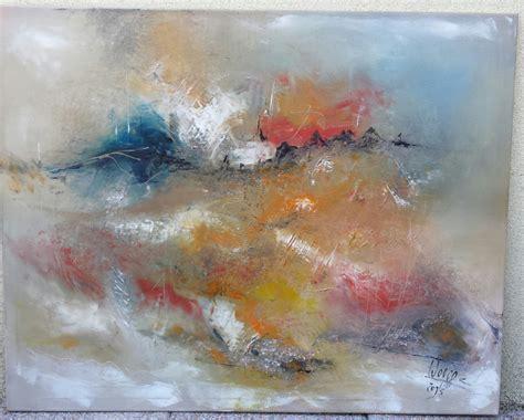 peinture 224 l huile sur toile d 233 coration d int 233 rieur par le grenier de lilou