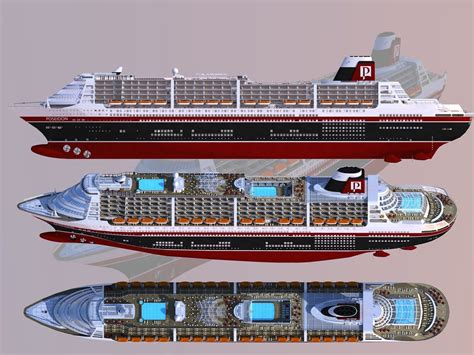 Ship Vs Boat Turning by Anneli S Blog Cardboard Ferry Models
