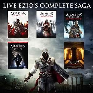 Assassin's Creed The Ezio Collection (PS4)   Walmart Canada