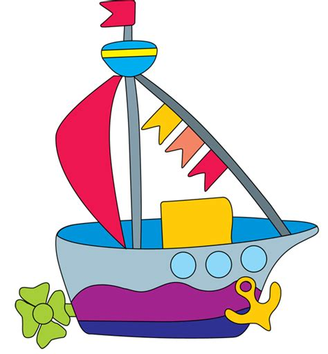 Toy Boat Png by Toy Boat Clipart