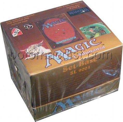 magic 3rd edition revised starter italian white potomac distribution