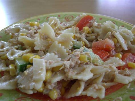salade de p 226 te au thon recettes by chouchou