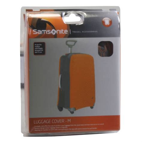 housse de protection bagage m i samsonite vos valises