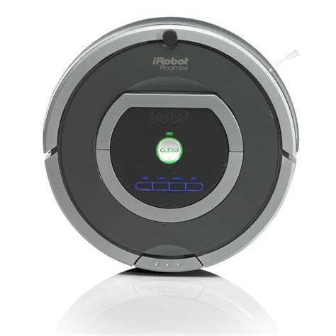 the robotic vacuums irobot roomba 780 vacuum cleaning robot for pets and allergies