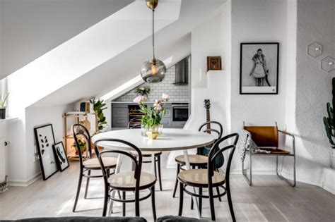 17 Stunning Scandinavian Dining Room Designs That Will
