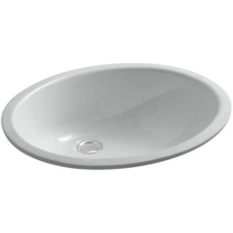 kohler caxton vitreous china undermount bathroom sink with