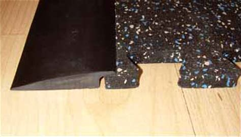 flooring transition 3 8 quot