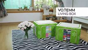 Living In The Box : solving all your clutter problems with vo temm living box o shopping ph youtube ~ Markanthonyermac.com Haus und Dekorationen