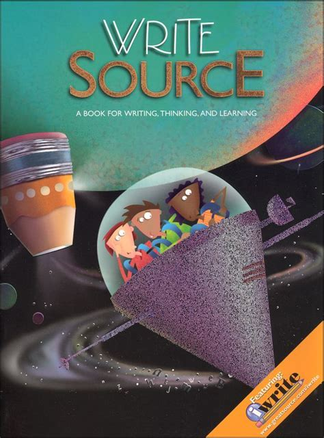 Write Source (2009) Student Book Grade 6 (030994) Details  Rainbow Resource Center, Inc