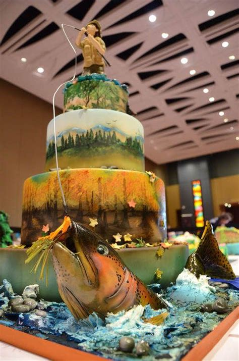 Party Boat Fishing Ct by Southern Blue Celebrations Fishing Cake Ideas Inspirations