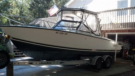 Albemarle Boats Any Good by 1995 Albemarle 24 For Sale Or Trade The Hull Truth