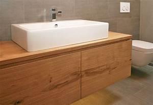 Waschtischunterschrank Hängend Montieren : waschtisch aufsatzwaschbecken selber bauen best hausdekoration ~ Markanthonyermac.com Haus und Dekorationen