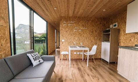 la vimob une tiny house 224 monter et livr 233 e en kit
