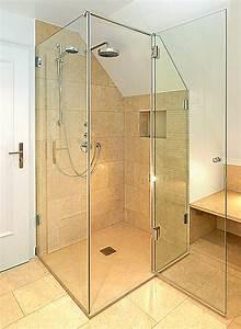 Bad Design Zeitschrift : dusche unter dachschrage ihr traumhaus ideen ~ Markanthonyermac.com Haus und Dekorationen