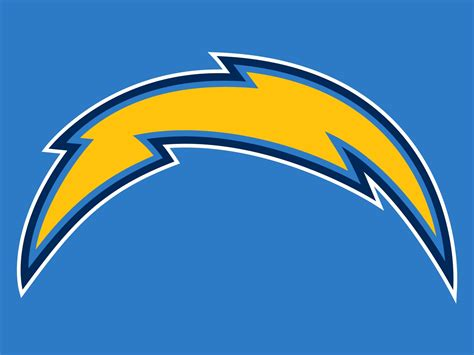 Chargers Logo Clipart