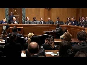 Tempers flare as Dems try to delay confirmation votes ...
