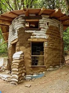 Erdhaus Selber Bauen : earth bag home tiny house pinterest haus haus bauen und wohnen ~ Markanthonyermac.com Haus und Dekorationen