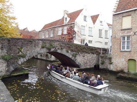 Bootje Brugge by De Brugse Reien Ontdekken Weetjes