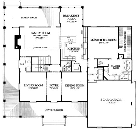 images one level country house plans house plan 86162 at familyhomeplans