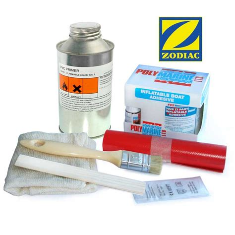 Rib Boat Repair Glue adhesive polymarine rib inflatable boat repair
