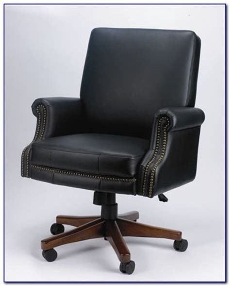 leather club chair and ottoman chairs home design