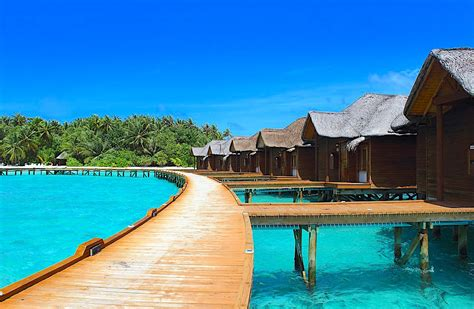 The Most Gorgeous Overwater Bungalows In Asia (by Country