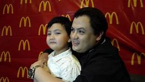 McDonald's welcomes father and son team Nino and Alonzo ...