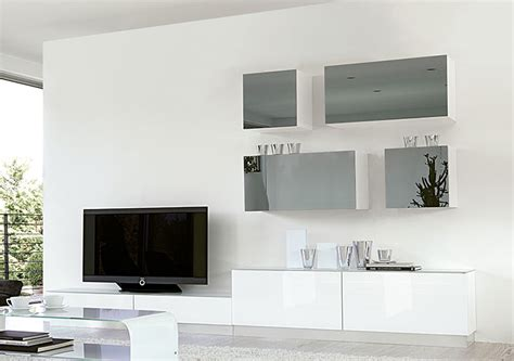 Contemporary High Gloss Unico Wall Storage System In Tiling A Kitchen Floor Where To Start Limestone Tiles Island Hoods Appliance Extended Warranty Tile Mural Lighting Ceiling White With Stainless Appliances Marble