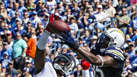 San Diego Chargers At Tennessee Titans