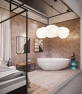 Moderne Lampen Schlafzimmer : luxus badewannen mit freistehenden und modernen designs ~ Whattoseeinmadrid.com Haus und Dekorationen
