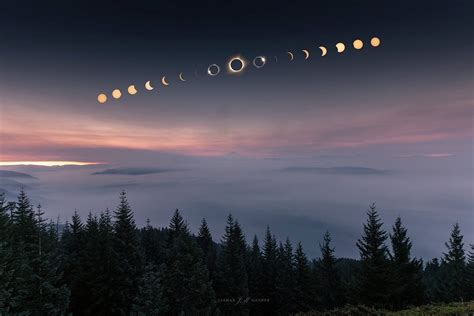 The Best Photos And Videos Of The Solar Eclipse